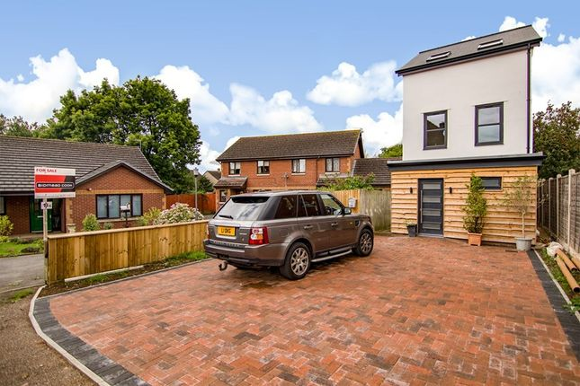 Thumbnail Detached house for sale in The Avenue, Caldicot