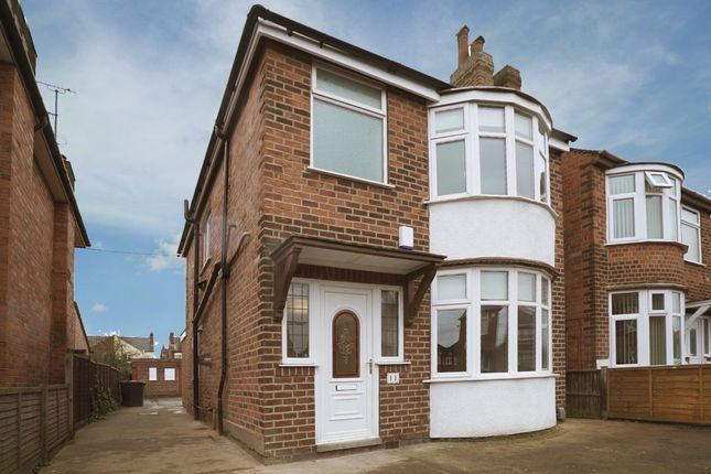 Thumbnail Detached house to rent in Warwick Avenue (M), Beeston, Nottingham
