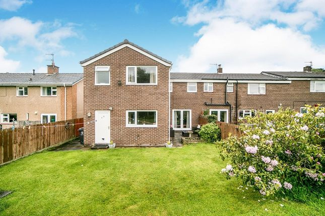 Thumbnail Terraced house for sale in Guessburn, Stocksfield