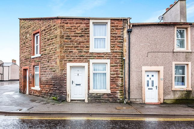 Thumbnail Terraced house to rent in East End, Wigton