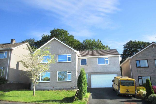 5 bed detached house for sale in Dunraven Drive, Derriford PL6