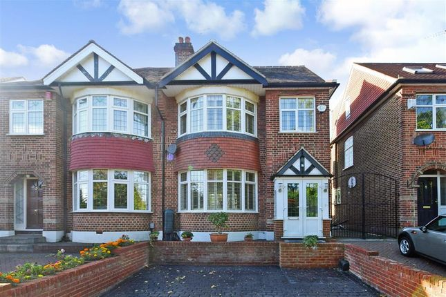 Thumbnail Semi-detached house for sale in Larkshall Road, London