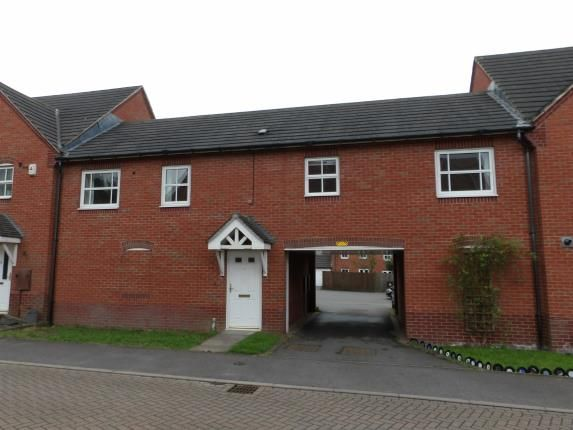 Thumbnail Flat for sale in Flanagan Way, Coalville