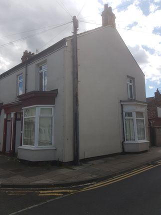 Thumbnail Terraced house to rent in Egglestone Terrace, Stockton-On-Tees