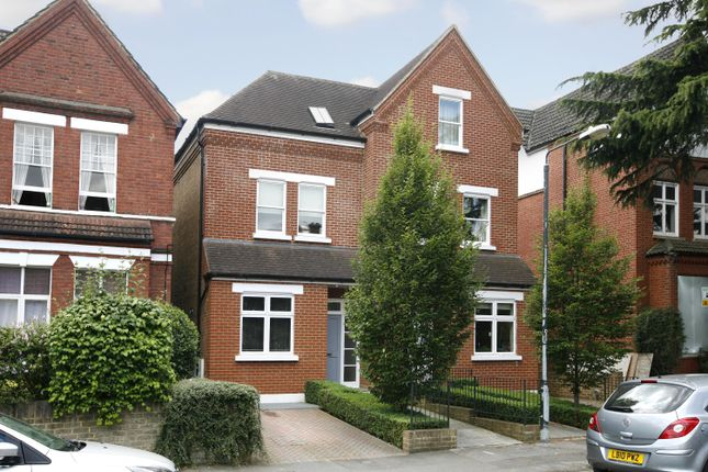 Thumbnail Detached house to rent in Vicarage Road, Kingston Upon Thames