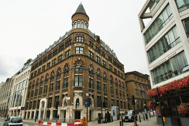Thumbnail Flat for sale in 25 Farringdon Road, London