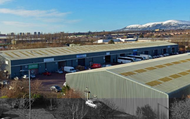 Thumbnail Warehouse to let in Duncrue Industrial Park, Duncrue Road, Belfast