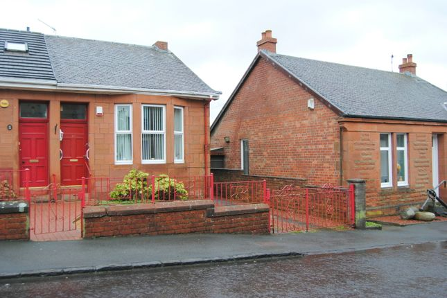 Thumbnail End terrace house for sale in Pather Street, Wishaw