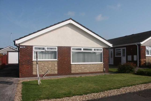 Thumbnail Bungalow to rent in 12 Heol Ffranc, Skewen, Neath .