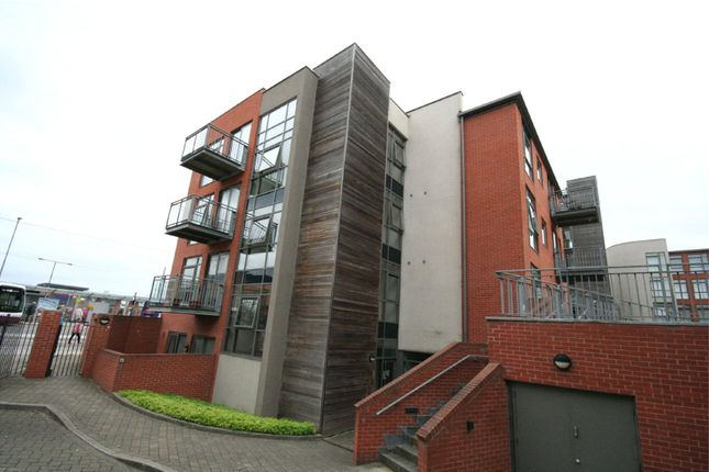 Thumbnail Shared accommodation to rent in Hooton House, The Manor, Church Street, Nottingham
