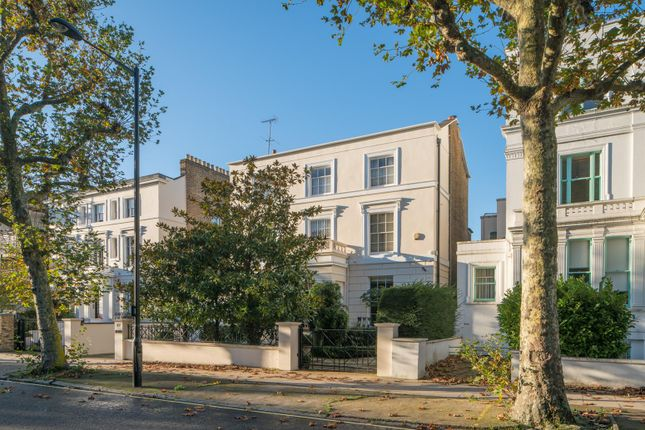 Thumbnail Detached house for sale in Hamilton Terrace, St Johns Wood