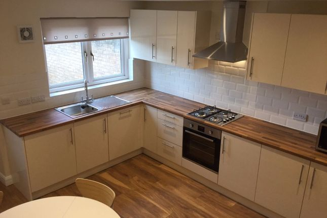 Thumbnail Terraced house to rent in Market Street, Exeter