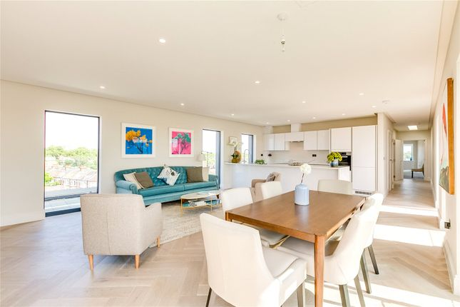 Thumbnail Flat for sale in Crabtree Hall, Crabtree Lane, London