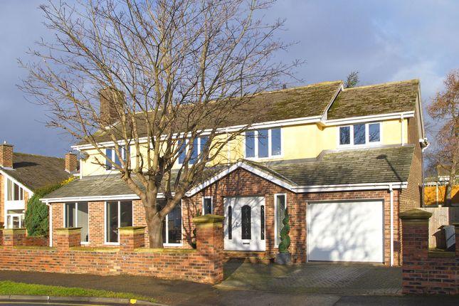 Thumbnail Detached house for sale in Sandgrove, Cleadon Village, Sunderland