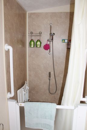 Shower Room of Seaview Holiday Park, Sennen TR19