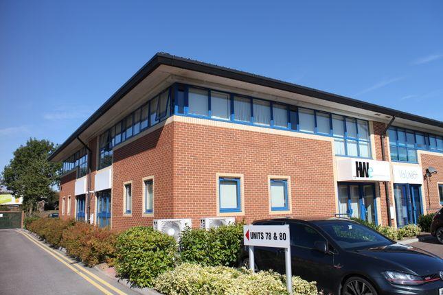 Thumbnail Office for sale in Unit 77, Shrivenham Hundred Business Park, Major's Road, Watchfield