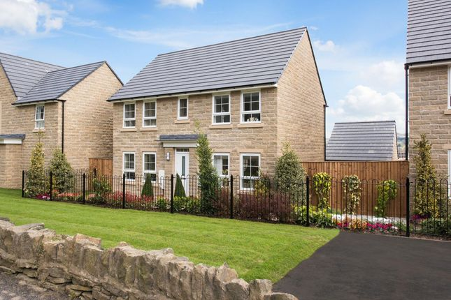 "Thumbnail Detached house for sale in ""Thornbury"" at Helme Lane, Meltham, Holmfirth"