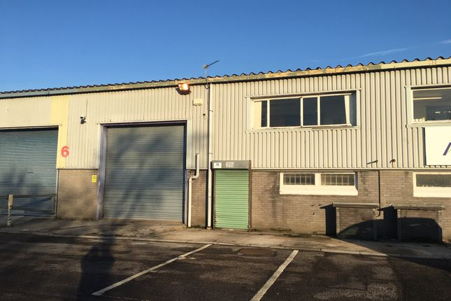 Thumbnail Industrial to let in Kestrel Close, Bridgend Industrial Estate, Bridgend