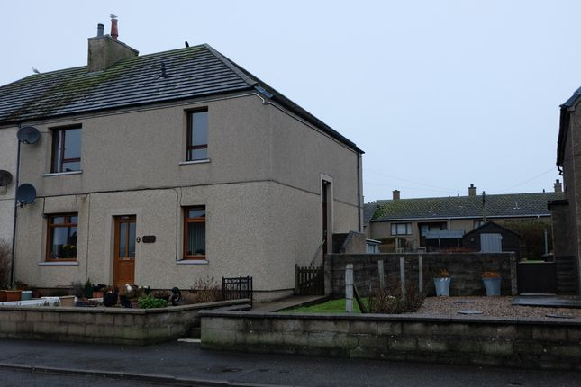 Thumbnail Flat for sale in Willowbank, Wick