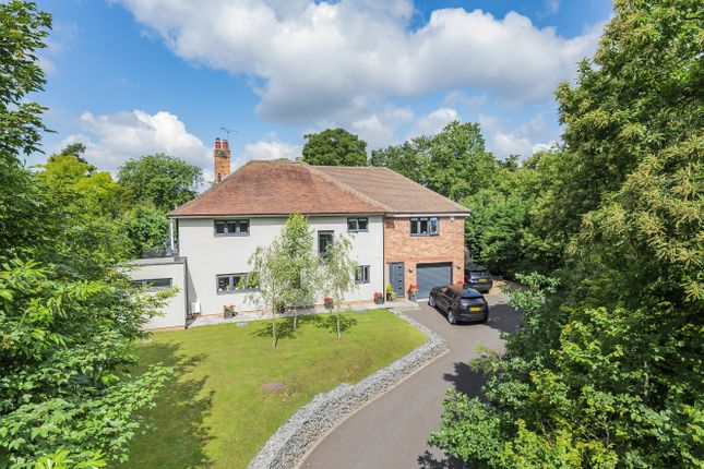 Thumbnail Detached house for sale in St. Clare Road, Lexden, Colchester