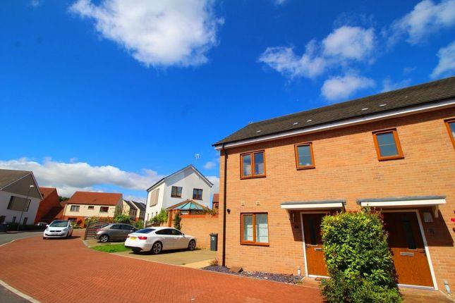 Thumbnail Semi-detached house to rent in Highpath Way, Basingstoke