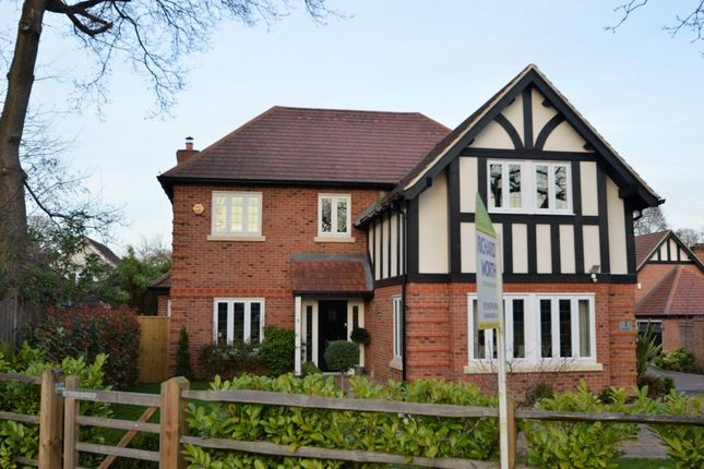 Thumbnail Detached house for sale in Clayside, Finchampstead