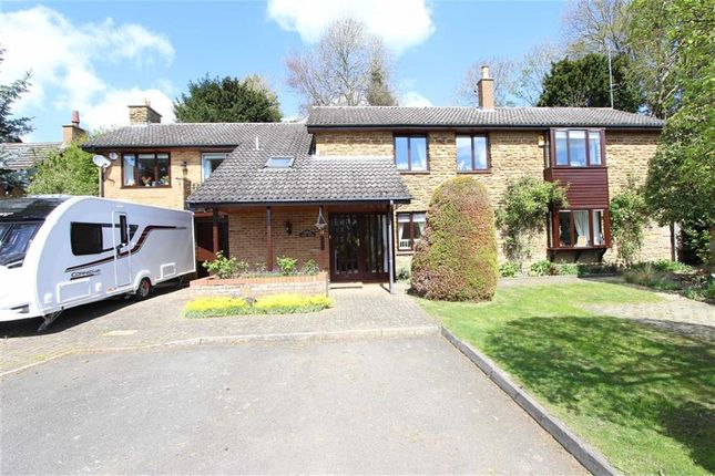 Thumbnail Detached house for sale in Clarkes Way, Welton, Daventry