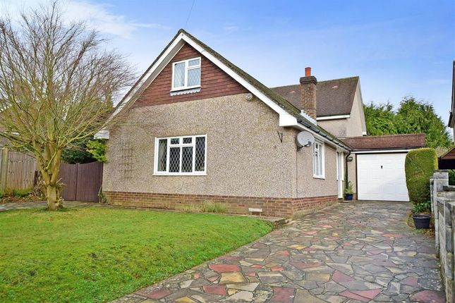 Thumbnail Detached house for sale in Blackness Road, Crowborough, East Sussex