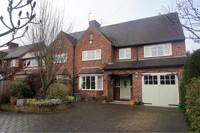 Thumbnail Semi-detached house for sale in Oakfield Avenue, Birstall