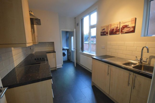 Thumbnail Terraced house to rent in Welford Road, Clarendon Park, Leicester, Leicestershire