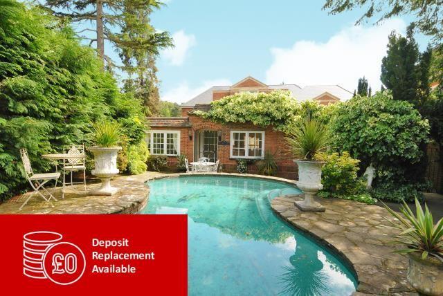 Thumbnail Cottage to rent in Weybridge, Surrey