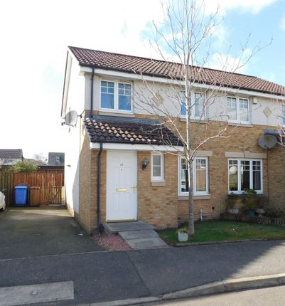 Thumbnail Detached house to rent in Gillespie Place, Armadale, Bathgate