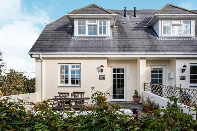 Thumbnail End terrace house for sale in High Lanes, Little Petherick, Cornwall