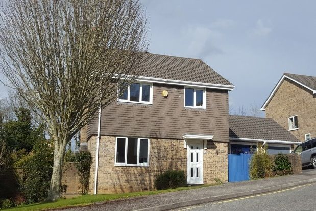 Thumbnail Property to rent in Epworth Close, Truro
