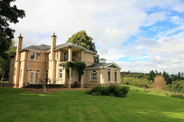 5 bed detached house for sale in Drygrange, Melrose