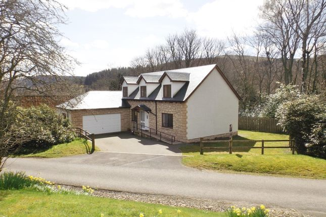 Thumbnail Detached house for sale in Yarrowford, Selkirk