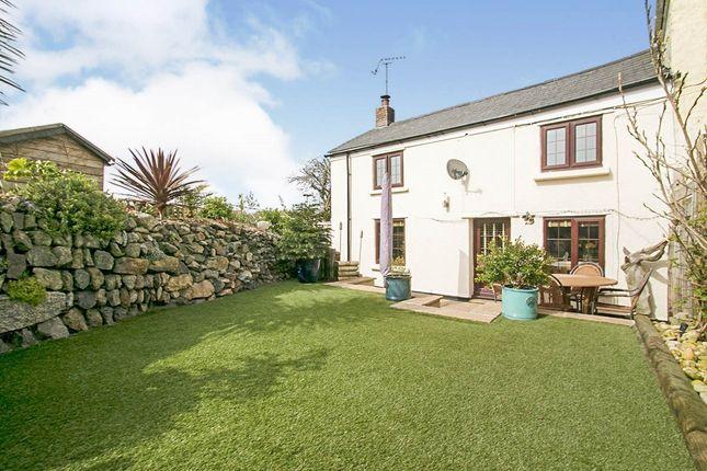 Thumbnail Semi-detached house for sale in Pengegon Moor, Pengegon, Camborne, Cornwall