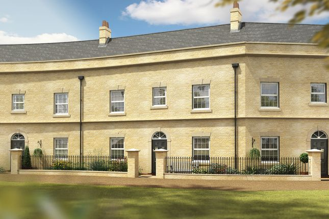 """Thumbnail Terraced house for sale in """"The Galileo"""" at Epsom Avenue, Towcester"""