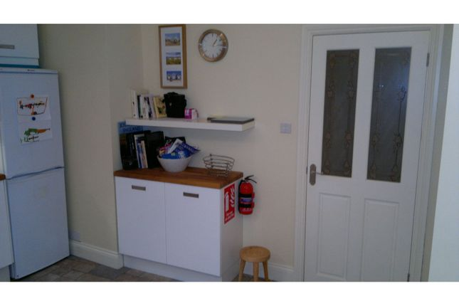 Kitchen of Albert Terrace, Lostwithiel PL22
