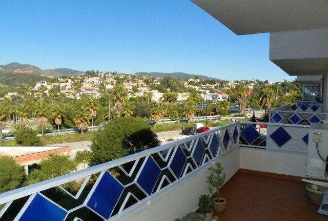 Terrace-View of Spain, Málaga, Marbella, Las Chapas