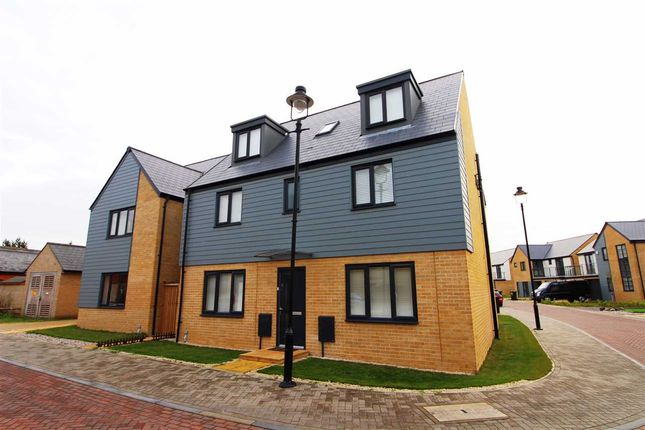 Thumbnail Detached house for sale in Elvedon Close, Ipswich