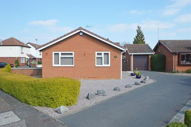 Thumbnail Detached bungalow to rent in Cardinals Gate, Werrington