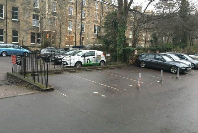 Thumbnail Parking/garage to rent in Palmerston Place, Edinburgh