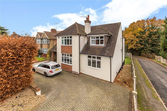 4 bed detached house for sale in Mount Drive, Park Street, St. Albans, Hertfordshire