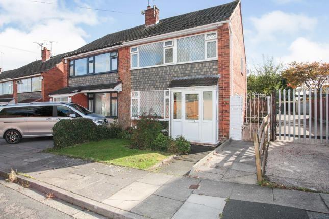 Front of Parkville Close, Holbrooks, Coventry, West Midlands CV6