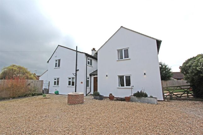 Thumbnail Detached house for sale in High Street, Pointon, Sleaford