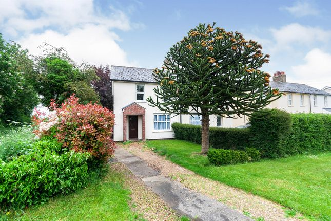 3 bed semi-detached house for sale in Ashwell Road, Guilden Morden, Royston SG8