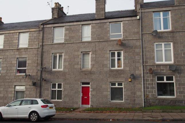 Thumbnail Flat to rent in Holburn Street, Top Floor