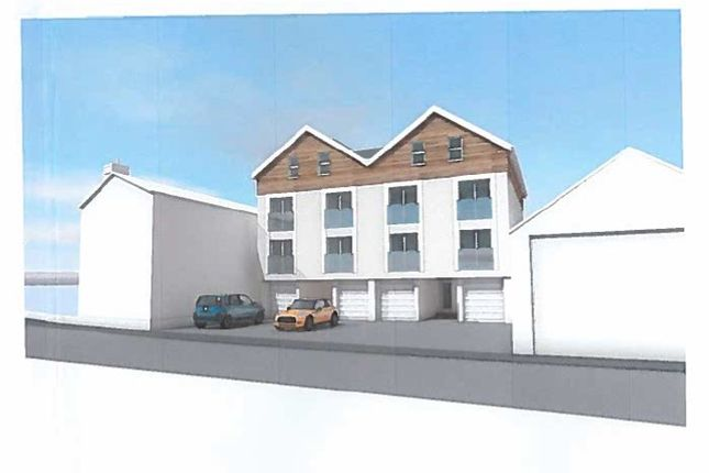 Land for sale in Torrington Street, Bideford