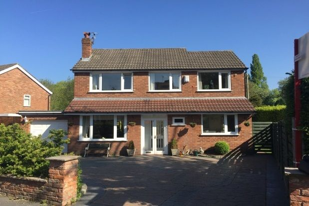 Thumbnail Property to rent in Orchard Drive, Hale, Altrincham